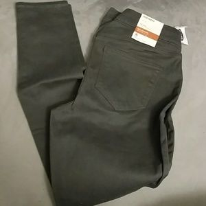Old Navy Mid-Rise Rockstar Skinny Jeggings